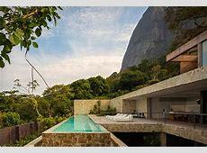 Maison spectaculaire moderne à Rio de Janeiro