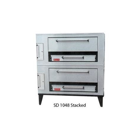 marsal and sons pizza prep tables marsal and sons sd 1048 stacked marsal pizza deck oven