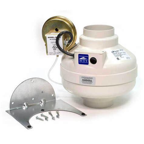 Dbf110 Fantech Dbf110 Dbf110 Dryer Booster Exhaust Fan