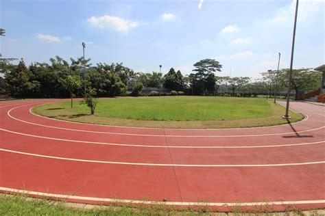 jogging track serpong