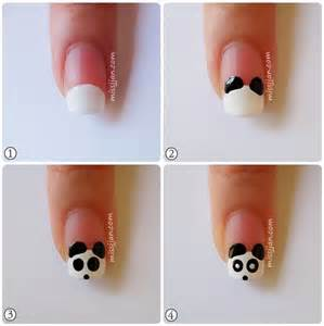 Missjjan s beauty panda nail art