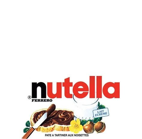 For the redesign of this package, it will be simplified and made to stand out. Hoe To Make A Label For Nutella / How to Make Product Labels (With 100% Free Software) - A ...