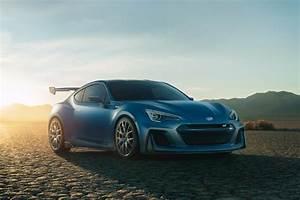 Subaru reveals BRZ STI Performance Concept | Biser3a
