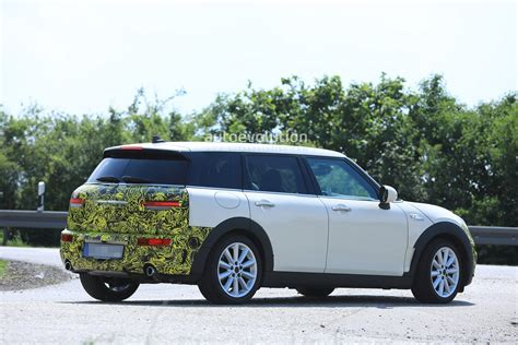 Mini 2019 Facelift 2019 mini clubman facelift for the time