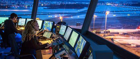 Air traffic controller - skyguide