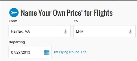 bid on airline tickets adventures in attempting to priceline international