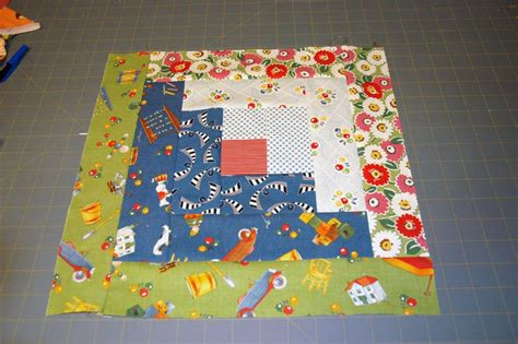 log cabin quilt block pattern easy log cabin quilt block pattern