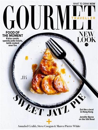 Gourmet Traveller Magazine September Menu Australian Podcast