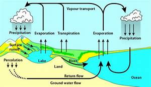 Atmospheric Processes And Conditions  The Water Cycle