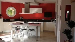 Ilot Central Pas Cher : vente ilot central cuisine pas cher cuisine en image ~ Melissatoandfro.com Idées de Décoration