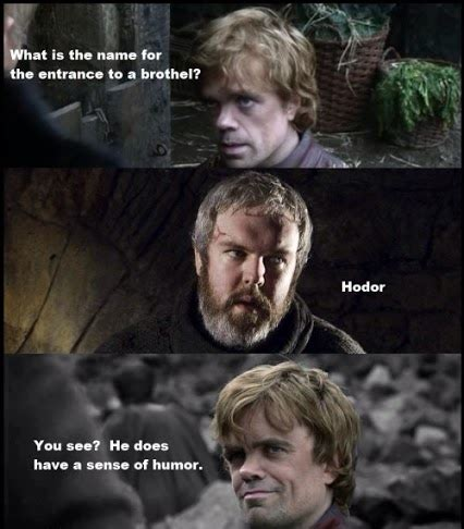Game Of Thrones Hodor Meme - funny picture game of thrones hodor motley news photos and fun