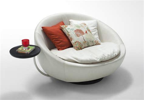 modern swivel  white leatherette lounge chair tulsa