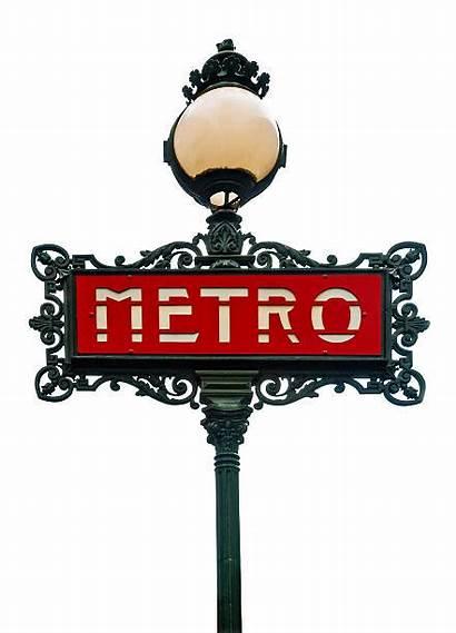 Metro Sign Paris Istock Signature
