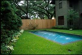 Minimalist Landscape Design With Small Pool Design For Backyard Cool Pool Is Amazing The Beautiful Landscape Around The Minimalist Modern Lake House Exterior 7 Interior Design Ideas Exterior Design Minimalist Garden Landscape Design Provide Ideas