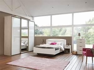Composer Son Dressing : chambre coucher loft des meubles c lio vente mobilier chambres coucher ~ Melissatoandfro.com Idées de Décoration