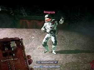 Black Ops Zombies Moon: Astronaut Zombies Dance? - YouTube