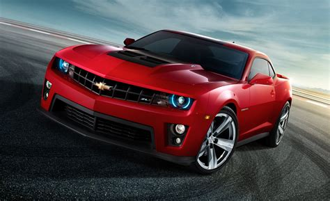 550hp Chevrolet Camaro Zl1 To Offer Automatic
