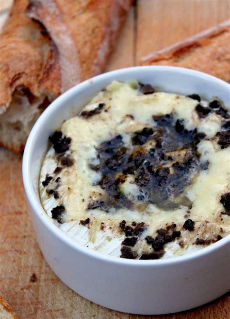 cuisiner les truffes cuisiner le camembert chaud recettes normandes simples