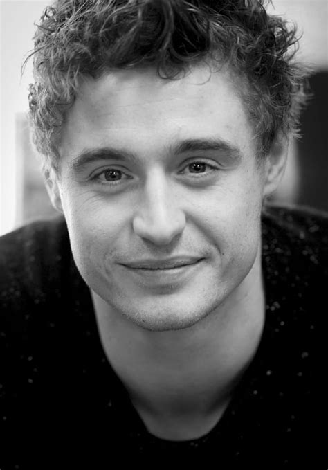 Max Irons | Gorgeous Black-and-White Photos of British Men ...