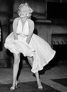 Hip Candy Marilyn Monroe39s Iconic White Dress Sells For
