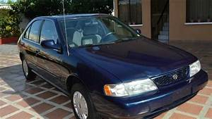 Hd Nissan Sentra B14 1997 Azul Manual 5ta Financio Hd