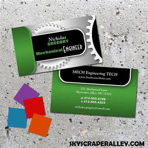 Diesel Mechanic Business Card Designs