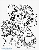 Raggedy Coloring Ann Andy Magnolia Printable Pattern Face Sheets Doll Coloringcolor Antique Drawing Template Magnol Inspirational Getcolorings Adult Printables Anne sketch template