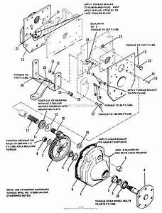 Simplicity 1690288  P T O  Parts