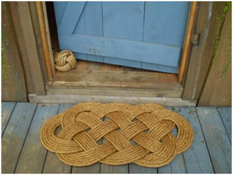 Nautical Rope Doormat by 20 Doormat Ideas To Decorate Your Home This New Year