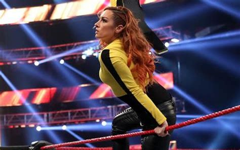 becky lynch squashes reports  wwe contract status