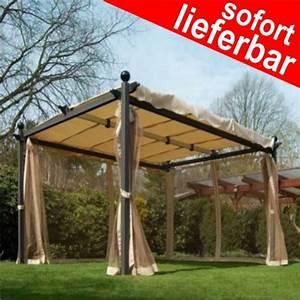 Pavillon Aus Metall : pavillon metall standmarkise pavillon metall avantos 3x4m ~ Michelbontemps.com Haus und Dekorationen