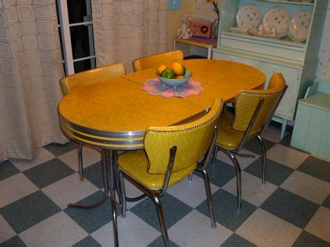 formica tables on kitchen tables 1950s and