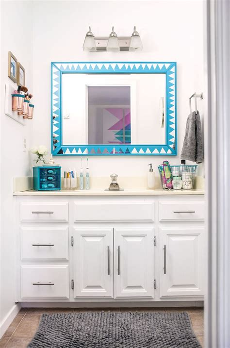How To Organize Small Bathroom by Organize Your Bathroom Vanity Like A Pro A Beautiful Mess