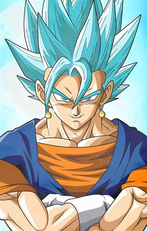 gogeta super saiyan blue dragon ball super personagens