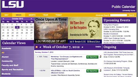 mylsu portal lsu calendar grok knowledge base
