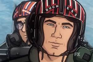 Archer Takes A Ride Into The Danger Zone In New Rock Band