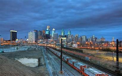 Philadelphia Cityscapes Skylines Wallpapers Cities Updated Views