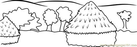 haystacks coloring page  andy warhol coloring pages coloringpagescom