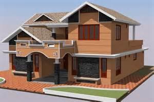 AutoCAD 3D Plan House Designs
