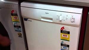 Dishlex Freestanding Dishwasher Dx103wk