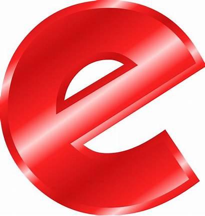 Letter Letters Alphabet Clipart Effect Equivalency Application
