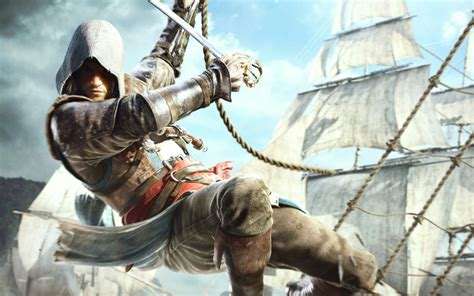 Edward Kenway In Assassins Creed 4 Wallpapers Hd