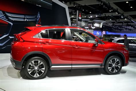 Mitsubishi T120ss Photo by New Mitsubishi Eclipse Cross Lands In La With A 23 295