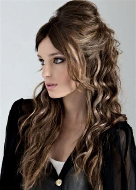 simple wedding hairstyles  long hair