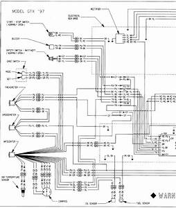 Sea Doo Gtx 2005 Wiring Diagram