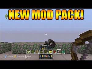 MINECRAFT XBOX 360 & PS3 CUSTOM MOD PACK DOWNLOAD ...