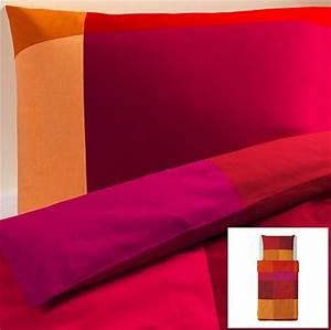Bettwäsche Orange Rot : ikea 4 tlg bettw sche set garnitur brunkrissla rot orange muster 140x200 neu ebay ~ Markanthonyermac.com Haus und Dekorationen