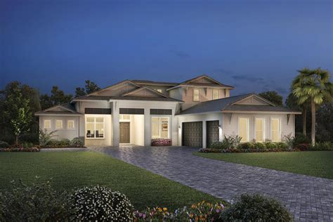 This pdf gives you a basic idea from which you can begin designing exactly what you want in your house plan. The Isles at Lakewood Ranch - Captiva Collection | The Maxwell Elite Home Design