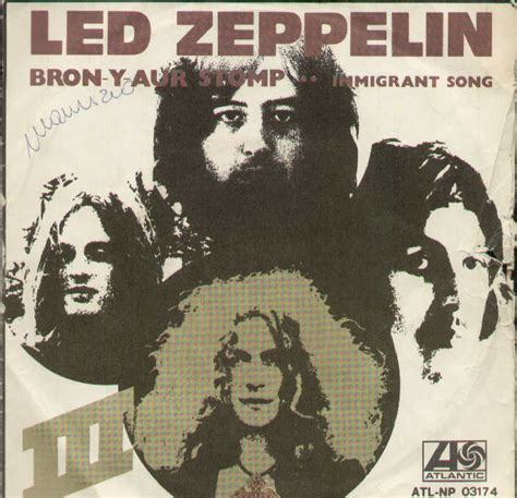 immigrant song cover the led zeppelin bron y aur stomp immigrant song