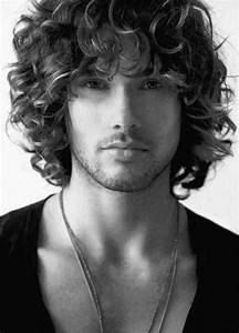 15 Collection of Men Long Curly Hairstyles